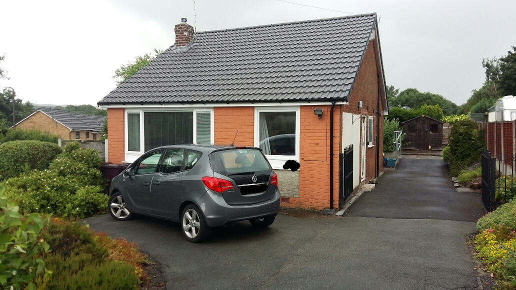 Burnley - single tenancy bungalow
