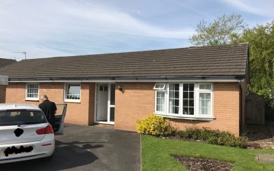 Chorley bungalow – 1 room available